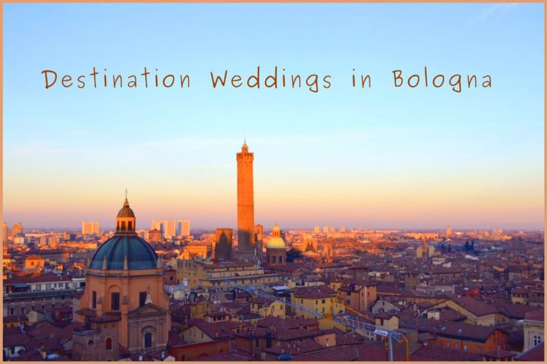 Bologna: your wedding destination